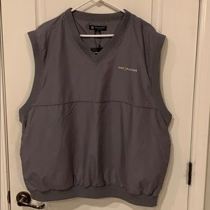 NWT Oxford Golf The Players Golf Vest